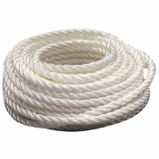 Lehigh Group .96.5cm . X 15.24m Twisted Polypropylene Rope PT850W-P