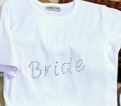 Beverly Clark 21UTX Bride Baby T-Shirt - X-Large
