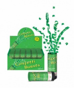 Beistle - 30900-G - St Patricks Day Confetti Bursts - Pack of 24