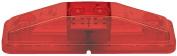 Peterson Mfg. V169KR Red LED Clearance & Side Marker Light Kit