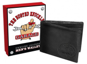 Motorhead Products MH-1543 Busted Knuckle Garage Bi-Fold Wallet
