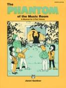 Alfred 00-4702 Phantom of the Music Room - Music Book