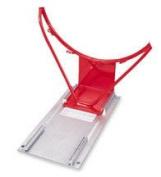 B & B Rebound 4997XXXX Double Adjusto-Bracket Goal Mount Basketball Accessories