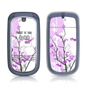 DecalGirl L836-TRANQUILITY-PRP LG VX8360 Skin - Violet Tranquility