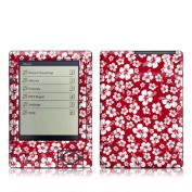 DecalGirl ALBR-ALOHA-RED LIBRE eBook Reader Pro Skin - Aloha Red