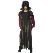 Snow Fright Woman Adult Halloween Costume - One Size