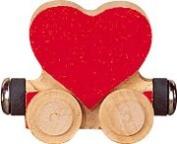 Maple Landmark 10228 NAMETRAIN- colour CARS- HEART