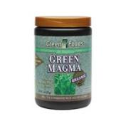 Green Foods Green Magma USA Barley Grass Juice Powder 330ml economy size 218538