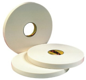 3M Industrial 405-021200-06455 3M Double Coated Urethane Foam Tape 4016 1 Inchx36Yd