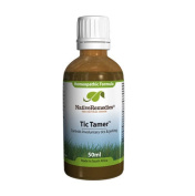 Native Remedies TCT001 Tic Tamer for Involuntary Tic Control - 50ml