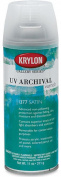 Krylon K1377 330ml Uv Archival Satin Varnish Spray