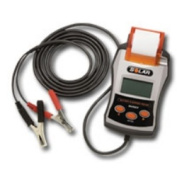 SOLAR SOLBA327 Digital Battery & System Tester with Integrated Print