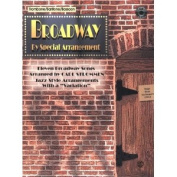 Alfred 00-0595B Broadway by Special Arrangement - Music Book