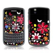 DecalGirl B965-LAURIESGARDEN BlackBerry Bold 9650 Skin - Lauries Garden
