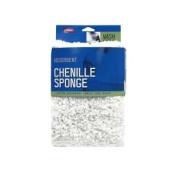 Carrand CRD40107 Chenille Wash Pad Sponge Cotton