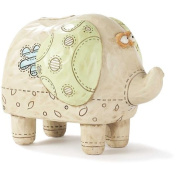 Dicksons Inc BANK-101 10cm Resin Elephant Bank - Pack of 2