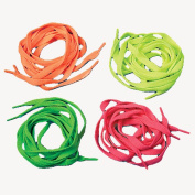 US Toy Company 1531 Neon Shoe Laces