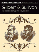 Alfred 55-9707A Gilbert& Sullivan- The Easy Keyboard Library - Music Book