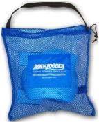 Aqua Jogger AP146 Small Mesh Tote Bag - Blue