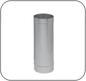 Chimney 21021 Heat-Fab 316-SS 5 Inch x 12 Inch Liner