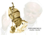 Hot Stuff 3004-16x20-JP Pope John Paul II Collage Poster