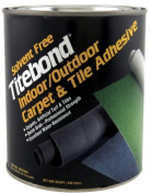 Franklin International 0.9l Titebond Solvent Free Indoor & Outdoor Carpet &