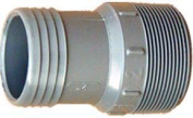 Genova Products 1-.127cm . Poly Insert Male Adapter 350415