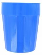 B & R Plastics 950ml Fluted Polyethylene Cup FC32-72