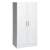 Prepac WEW-3264 32 Wardrobe Cabinet White