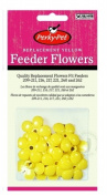 Perky-Pet Wildlife House Mounting Hardware Replacement Yellow Feeder Flowers 202F