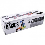 Liquitex 101048 Basics Acrylic 48-Colour Set
