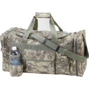 Extreme Pak Digital Camo Water-resistant 22.5 in. Gym Bag
