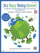 Alfred 00-34706 It s Easy Being Green - Music Book