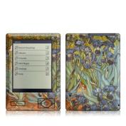 DecalGirl ALBR-VG-IRISES LIBRE eBook Reader Pro Skin - Irises