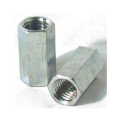 Boltmaster Steelworks .160cm . Right Hand Threaded Rod Coupler Nuts 11848