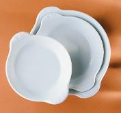 Pillivuyt 230318BL Round Eared Dish - 17.8cm