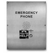 Viking Electronics VK-E-1600-02A 14 Ga. Stainless Steel Panel-