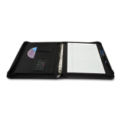 Sparco Products Sparco Products Pad Holder with Calculator Black