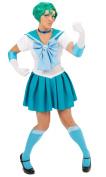 Sailor Moon Mercury Teen Costume