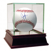Steiner Sports FRANBAS000012 Jeff Francoeur MLB Baseball
