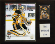 C and I Collectables 1215TIMTHOM NHL Tim Thomas Boston Bruins Player Plaque