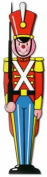 Beistle - 22786 - Toy Soldier Cutout - Pack of 24