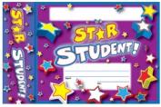 EDUPRESS EP3079 STAR STUDENT BOOKMARK AWARD