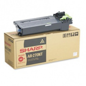 Sharp Electronics SHRAR310NT Toner Cartridge- 25000 Images- Black
