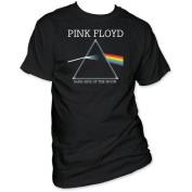 Impact Merchandise IM-PF11-XL Pink Floyd Dark Side Of The Moon T-Shirt - Black - XL