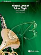 Alfred 00-BDM02006 When Summer Takes Flight - Music Book