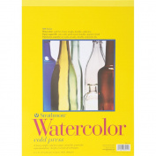 Pro-Art 457768 Strathmore Watercolour Cold Press Paper Pad 28cm . x 38cm . -12 Sheets