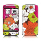 DecalGirl HSEN-BRNFLWR DecalGirl HTC Sensation Skin - Brown Flowers