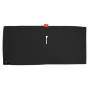 ProActive Sports MGT440-BLK Looper Tour Towel in Black