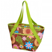 Picnic at Ascot 357-F Lunch Cooler Tote -Floral